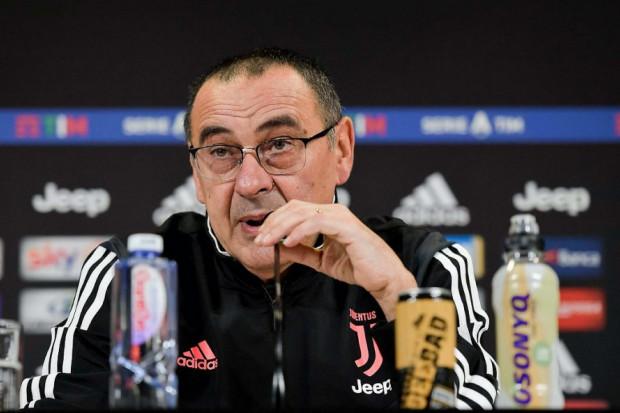 Juventus - Sarri n'a pas aimé l'indiscipline de son équipe
