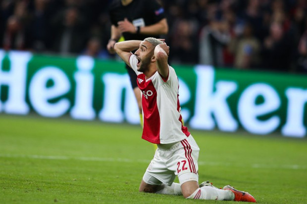 L'Ajax éfface la clause libératoire de Ziyech — International
