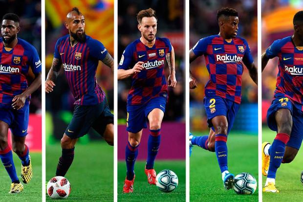 Le Barça va récupérer gros sur les ventes — International