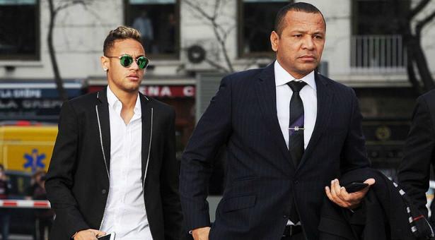 International : PSG : Le père de Neymar lance un coup de gueule