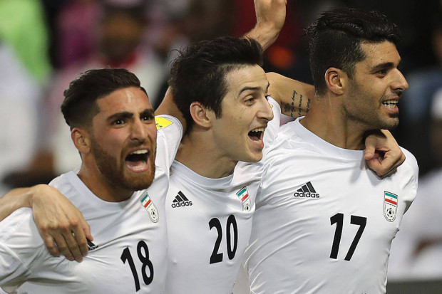 Nike refuse de chausser l'équipe iranienne — Coupe du monde