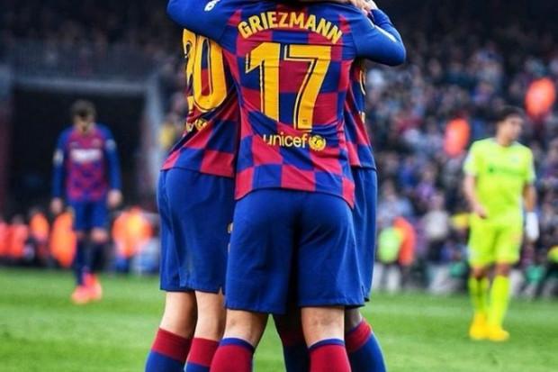 Barcelone s'impose contre Getafe et met la pression sur le Real