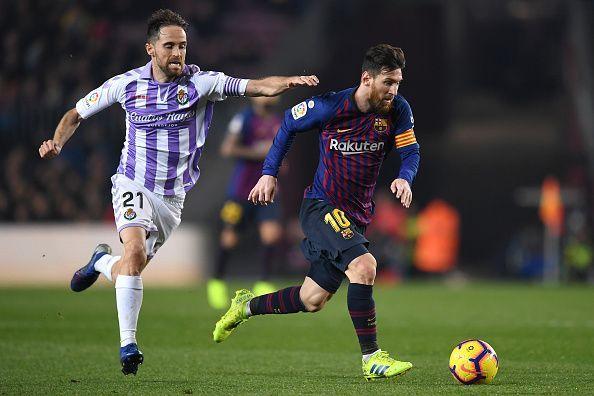 Barcelone : sous les yeux de Genesio, le Barça bat Valladolid (1-0)
