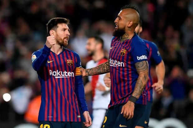 Le FC Barcelone domine le Rayo Vallecano et enchaîne avant Lyon — Liga