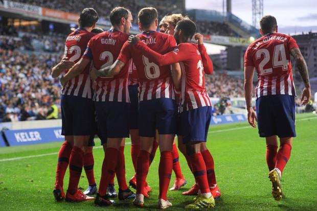 L'Atlético solide dauphin en terre basque — Liga