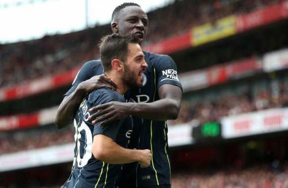 International : Man City : Mahrez évoque le duel à distance avec Liverpool