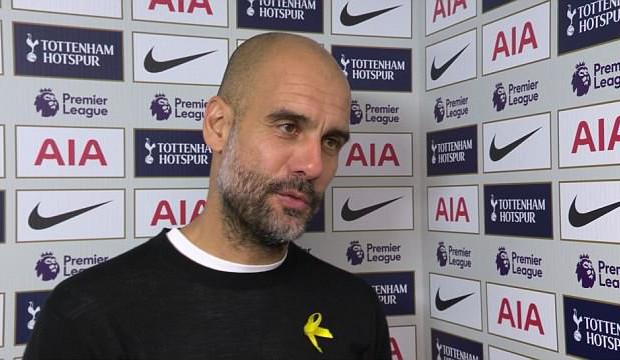 Saison finie pour Sergio Agüero — Manchester City