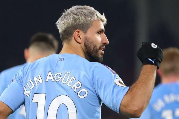 Guardiola fait le point sur la prolongation d'Agüero — Man City
