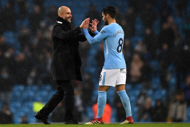 Mahrez buteur en Coupe de la Ligue — Manchester City