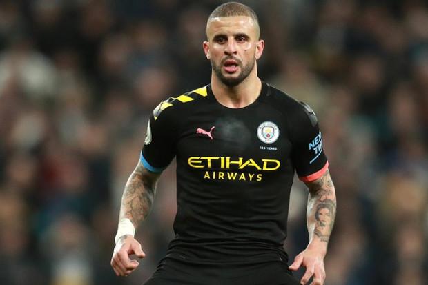 Kyle Walker au cœur d'un scandale sexuel — Manchester-City