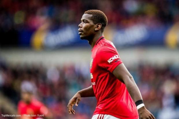 Encore une mauvaise nouvelle pour Paul Pogba — Manchester United