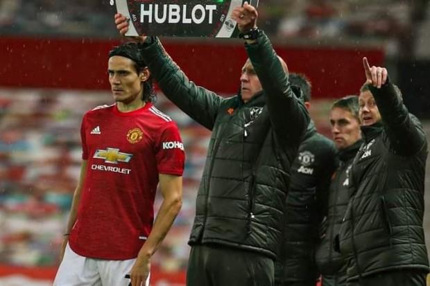 Manchester United – La première de Cavani passée au crible
