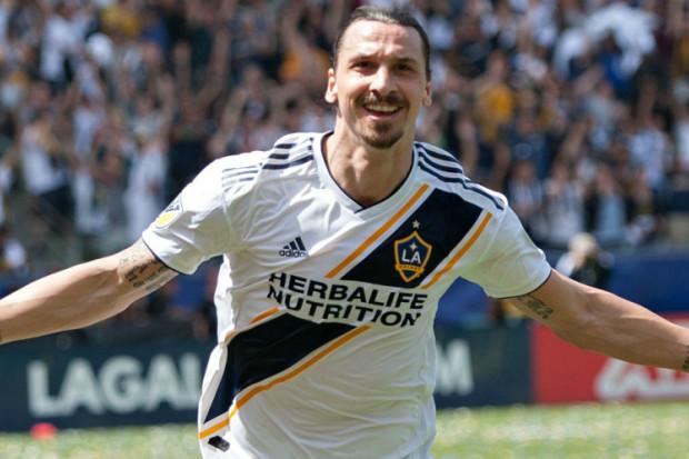 Zlatan Ibrahimovic élu meilleur nouveau venu de l'année en MLS