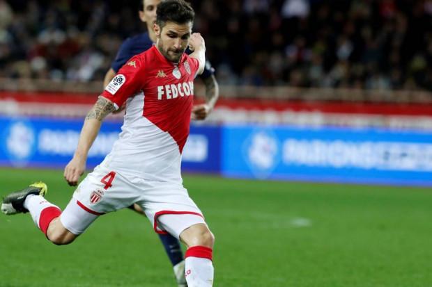 Fabregas sur le départ — AS Monaco