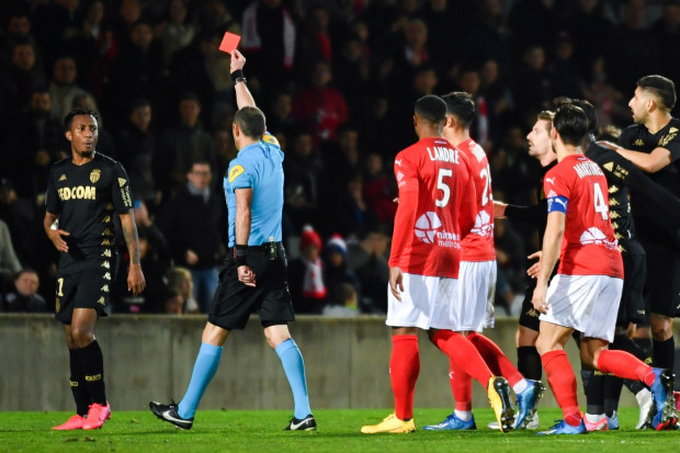 Ligue 1 J22 : Nîmes s'offre Monaco, Lille récupère la quatrième place