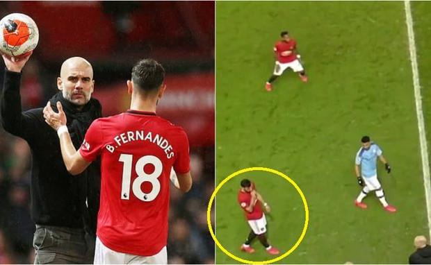 Fernandes en remet une couche sur Guardiola — Manchester United