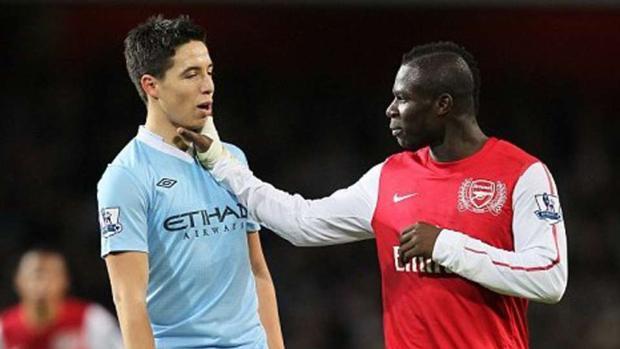 Arsenal : un ancien milieu compare Nasri à un