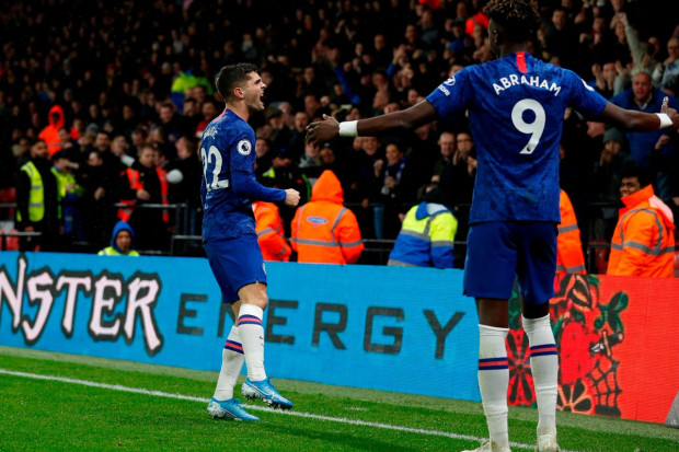 Chelsea bat Watford d'Ismaila Sarr — (Vidéo) Premier League