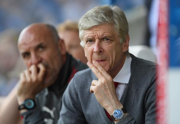 Wenger pour bientôt remplacer Antero Henrique — PSG