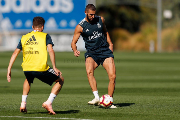 Benzema change d'agent — Real Madrid
