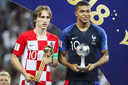Modric conseille à Mbappé de quitter Paris — PSG