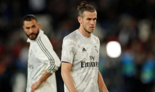 Bale parti pour rester — Real Madrid
