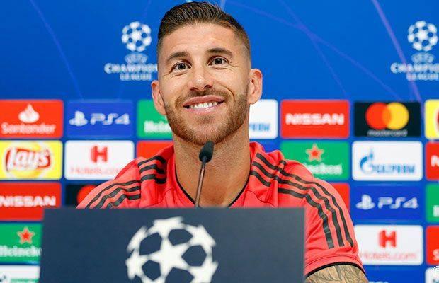 Cristiano Ronaldo voit rouge — Ligue des champions