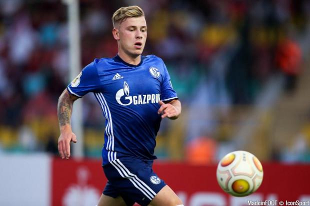 Max Meyer mis à l'écart jusqu'à la fin de saison — Schalke