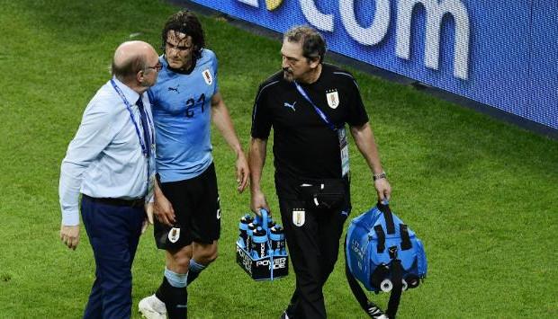 La Celeste ménage le suspense pour Cavani — Uruguay-France