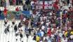 Angleterre-Russie : Scènes de violence à l'intérieur du stade Vélodrome