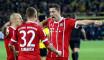 Bundesliga (11ème journée): Borussia Dortmund 1 - Bayern Munich 3