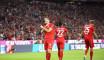 Bundesliga (1ère journée): Bayern Munich 2 - Hertha BSC 2