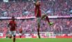 Bundesliga (28ème journée) : Bayern Munich 4 - Borussia Dortmund 1