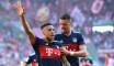 Bundesliga (29ème journée): Augsbourg 1 - Bayern Munich 4
