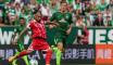 Bundesliga (2ème journée): Werder Brême 0 - Bayern Munich 2
