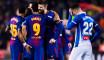 Coupe d'Espagne (Quart de finale): FC Barcelone 2 – Espanyol 0