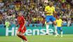 Coupe du monde (1/4 de finale): Belgique 2 – Brésil 1