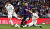 Coupe du Roi: Real Madrid 0 -  FC Barcelone 3