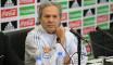 EN: la conférence de presse de Madjer avant le match face au Nigéria
