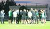 EN : Reprise des entraînements pour la sélection nationale
