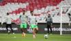 EN: Ultime entraînement des Verts avant d'affronter le Portugal