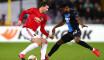 Europa League (32ème de finale) : FC Bruges 1 - 1 Manchester United
