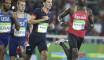 JO 2016 : Taoufik Makhloufi médaillé d'argent sur 800m