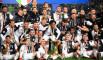 La Juventus fête son sacre en Serie A !