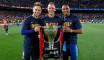 Le FC Barcelone sacré champion d'Espagne