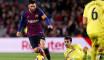 Liga (14ème journée): FC Barcelone 2 - Villarreal 0
