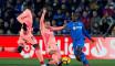 Liga (18ème journée): Getafe 1 - FC Barcelone 2