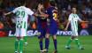 Liga (1ère journée) : FC Barcelone 2 - Real Bétis 0