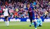 Liga (32ème journée): FC Barcelone 2 – Valence 1