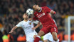 Ligue des champions (1/2 finale aller): Liverpool 5 – AS Rome 2